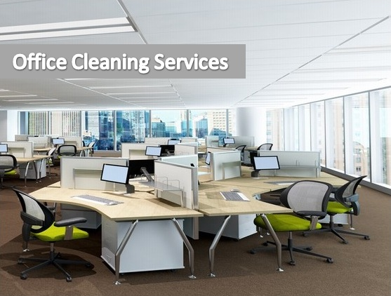 workplace cleaning services